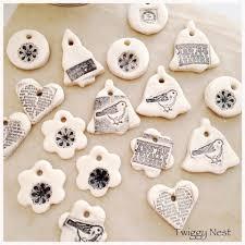 95 Best Salt Dough Images On Pinterest  Salt Dough Ornaments Salt Dough Christmas Gifts