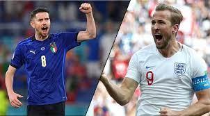 Italy Vs England: Azzurri, Three Lions ...
