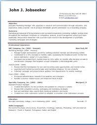 Free Creative Resume Templates Word Impressive Free Download Resume Template Word Document Templates Curriculum
