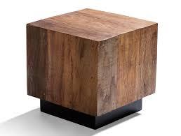 leblon cube end table – environment furniture