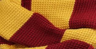 Harry Potter Scarf Crochet Pattern