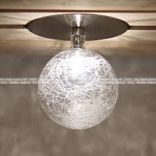 Lamp Shades For Bedrooms Adorable Lighting For A Bedroom With Round Glass Lamp Shades