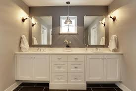 bathroom accent furniture. Bathroom Accent Furniture Enchanting Decoration Grey Aent Wall Black Staggered Floor Tiles D
