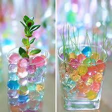 Decorative Gel Balls Home Decoration Crystal Mud Soil Plant Flower Jelly Crystal Soil 2