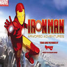 Theme from Iron Man Armored Adventures