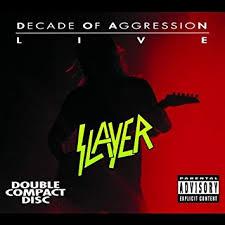 <b>Slayer</b> - <b>Live</b> - <b>Decade</b> Of Aggression (2 CD) - Amazon.com Music