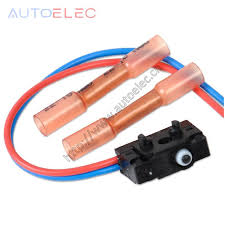 online get cheap automobile wire harness com alibaba 1pcs 3bd998785 left wiring harness plastic pipe connector micro switch for vw passat b5 bora polo golf mk4 audi bora toura