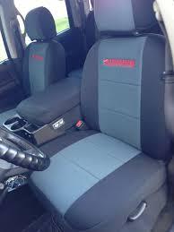coverking neoprene seat covers dodge sel sel truck