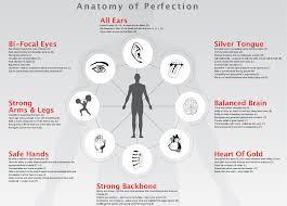 Body metaphors against the attributes