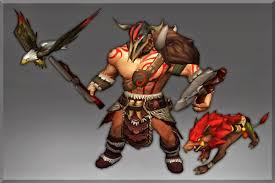 beast master dota 2 ripped model collection