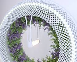 hydroponics garden. Revolutionary Green Wheel Hydroponic Garden Grows Food Faster With NASA Technology Hydroponics