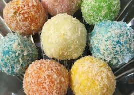 instant coconut laddoo without condensed milk