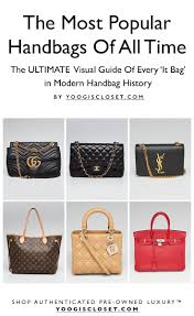 List Of Best Designer Handbags 44 Most Popular Designer Handbags Of All Time Popular
