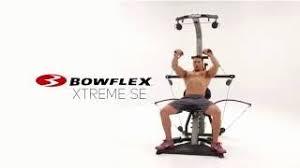bowflex xtreme se home gym you