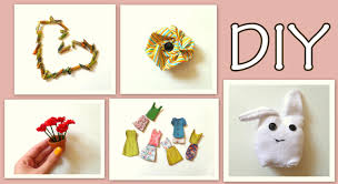 5 craft ideas for kids girls edition diy easy and safe by fluffy hedgehog you