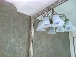 faux wall finishes overall stone pattern on bathroom wall a decorative faux wall finishes fake wall