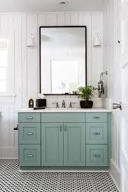bathroom wall paint tan colors classic blue tile scheme palette