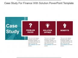 Case Study Template Case Study Powerpoint Templates Case Study Presentation Templates