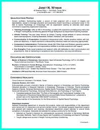 Recent College Graduate Resume Template Cool Sample of College Graduate Resume with No Experience 31
