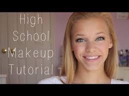 high makeup tutorial