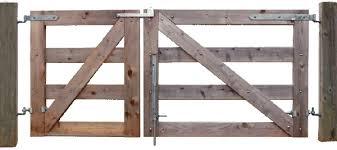 maine board double gates
