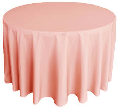 120 heavy duty 200 gsm round polyester tablecloths 22 colors