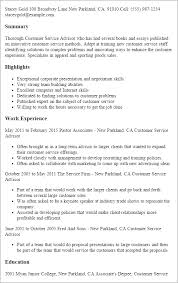 Customer Service Resume Templates To Impress Any Employer | Livecareer