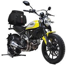ducati scrambler luggage system ventura mca