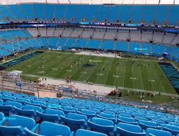 Bank Of America Stadium Section 513 Seat Views Seatgeek