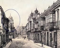 Resultado de imagen para Esquinas de la Lima antigua
