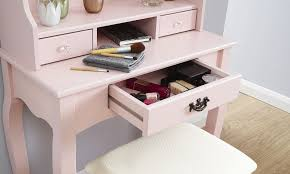lumberton dressing table set dresser makeup desk 3