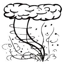 tornado coloring pages.  Pages Free Printable Pictures Of Tornadoes Tornado Coloring Pages  Throughout Tornado Coloring Pages P