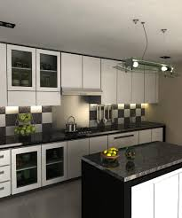 Yellow And Black Kitchen Decor Unusual Black And White Kitchen Floor Tiles And Cl 1200x1139