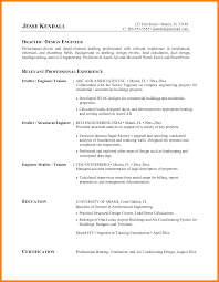 Hvac Project Engineer Cover Letter Networking Resume