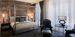 luxury boutique hotel interior design of alexis hotel seattle