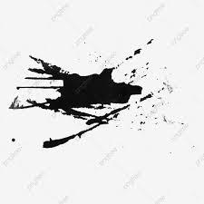 黒 しぶきインク 水彩画 漫画 アブストラクト 漫画 中華風画像とpsd素材