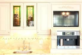 white kitchens with granite countertops absolute black