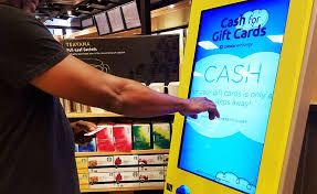 Gift Card Vending Machines Magnificent What's The FASTEST Way To Get Cash For Gift Cards GCG