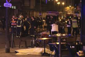 Paris Raids With Conducts In Terror Belgium Connection Attacks tPxBrt