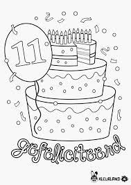 Verjaardag Kind 11 Jaar Book Marketing