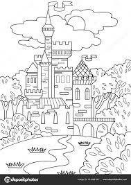 Disegni Mattoni Per Bambini Childs Colorate Foto Castello Nella