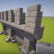 Minecraft fence Design Medieval Minecraft Fence Side Jay Fencing Fence Minecraft Hall Of Fame Amazing Creative Minecraft Fences