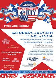 4th Of July Flyer Barca Fontanacountryinn Com