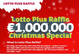 Lottery Retailer Lotto Plus Raffle 2018