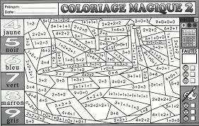 Coloriage Magique Cp Lecture A Imprimer Liberate Concernant Pour