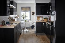 marvelous black gloss kitchen cabinets throughout it santini slab diy at b q