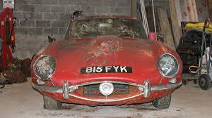 Jaguar E-Type Reborn factory restoration program cost and availability
