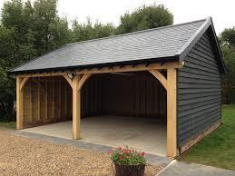 more car ports timber garage cartlodge timber garage cartlodge