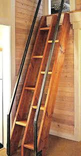 wood ships ladder extend steps into shelves wooden ship plans design lad