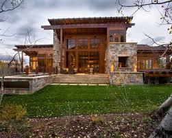 Rustic Home Exteriors Concept